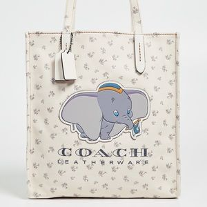 Coach 1941 x Disney Dumbo Tote